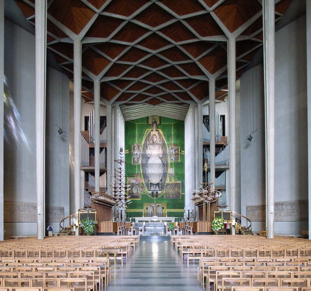 Cath Drale St Michael Cathedral Coventry