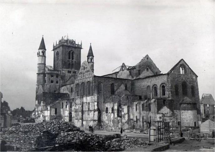 Coll 233 Giale Sainte Gertrude Nivelles Belgique
