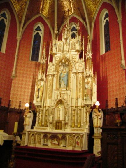 St Mary S Roman Catholic Church Kitchener On Canada