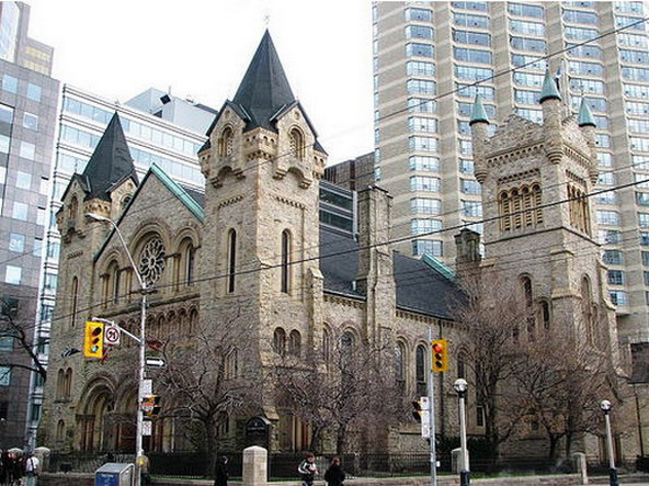 St andrew 39 s presbyterian church toronto on for Interieur exterieur 01