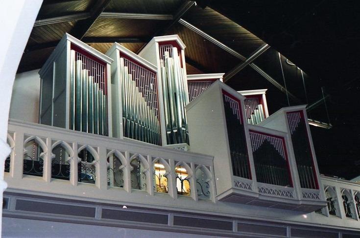 Beckerath-Orgel Winnipeg
