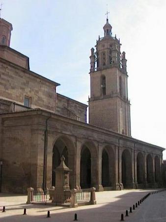 Église Santa Maria, Los Arcos (Espagne/Spain)