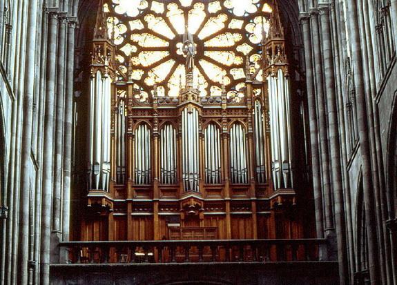 Cath 233 Drale Notre Dame De L Assomption Clermont Ferrand