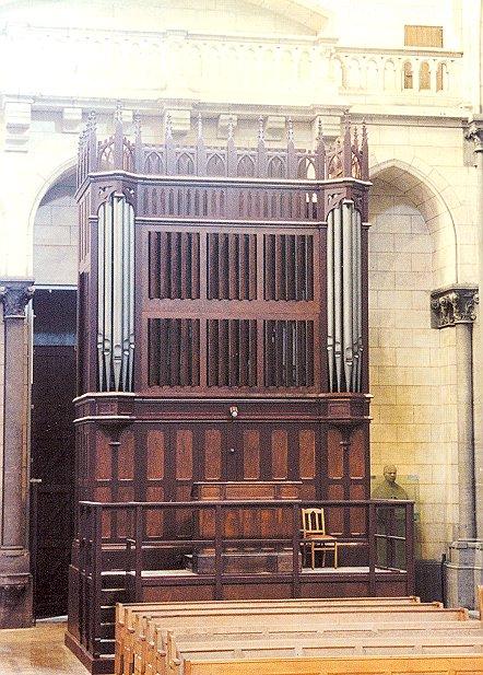 Basilique cath drale notre dame de la treille lille france - Eglise notre dame de la treille lille ...