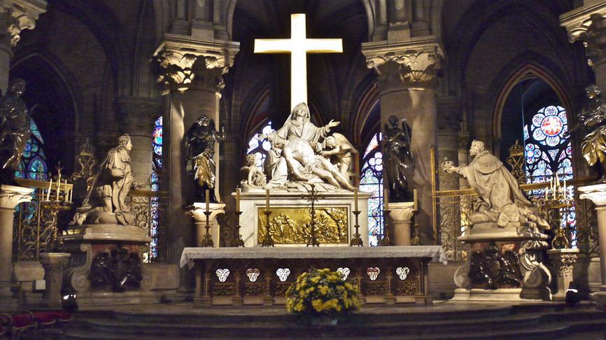 Cathdrale Notre Dame Paris