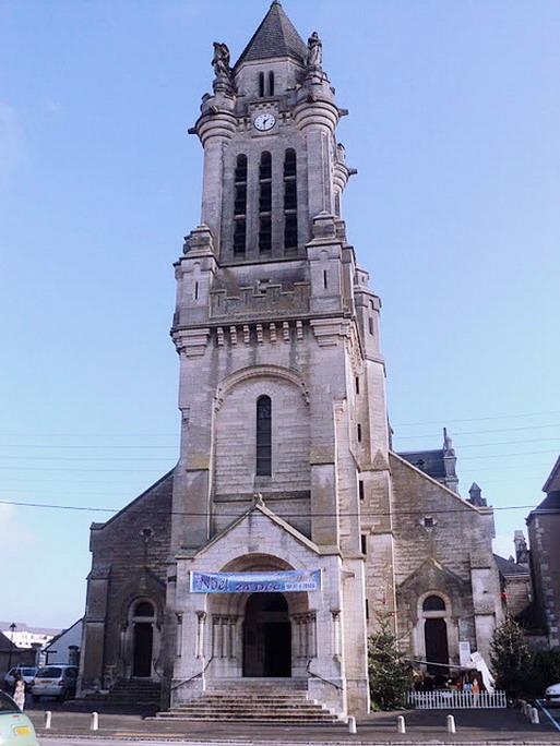 Église Saint-Marc...