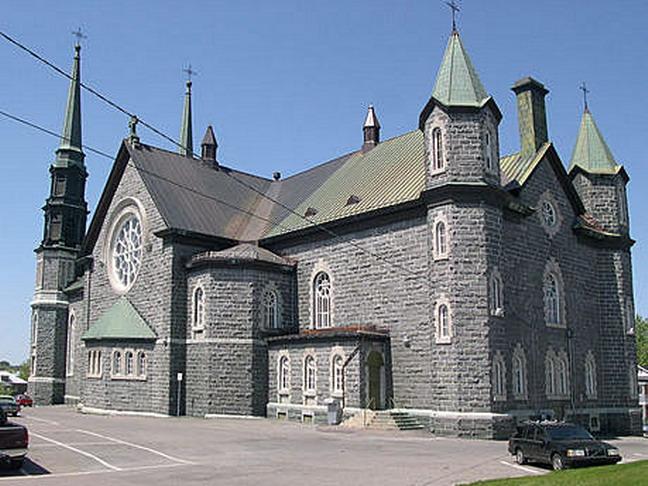 Église Saint-Dominique, Jonquière, QC