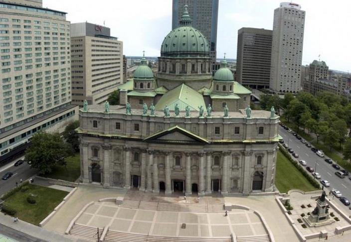 Résultats de recherche d'images pour «Cathédrale de Montréal»