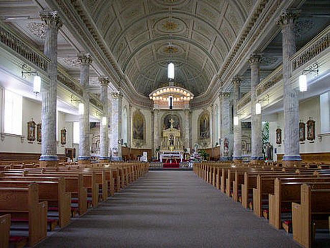 Église Saint-Stanislas-Kostka, Cté de Champlain Sstanislasc05