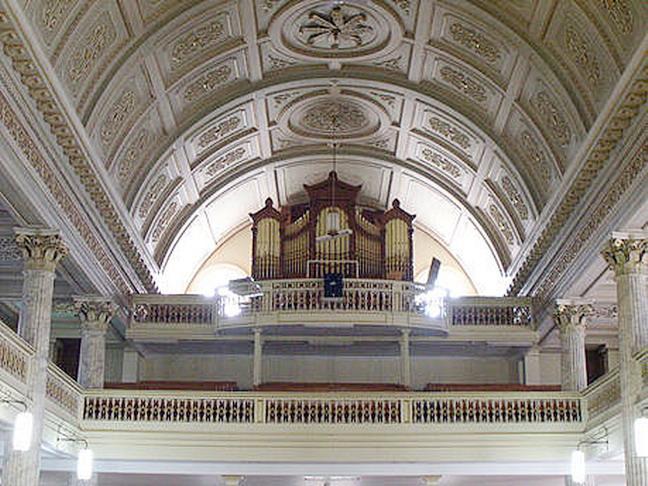 Église Saint-Stanislas-Kostka, Cté de Champlain Sstanislasc11
