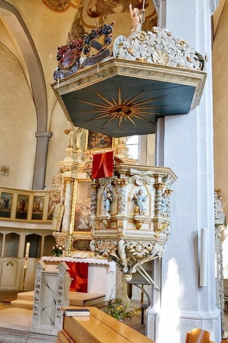 Église évangélique luthérienne Saint-Pierre, Melle (Allemagne)