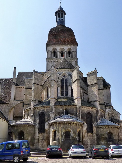 coll233giale notredame beaune france